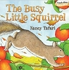 Busy Little Squirrel board book