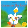 Goose on the Loose board Book