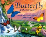 Butterfly Alphabet softcover book