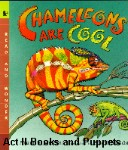 Chameleons Are Cool softcover book