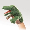 Little Alligator Hand  Puppet by Folkmanis