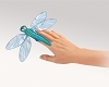 Dragonfly Finger Puppet by Folkmanis