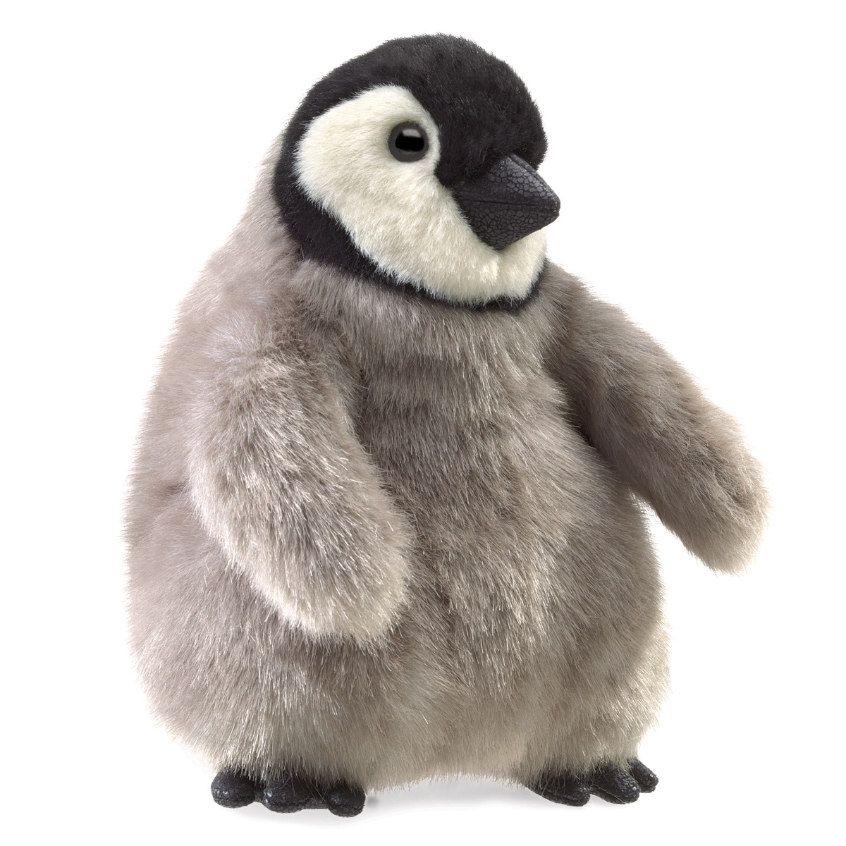 Baby Emperor Penguin Hand Puppets 3126 By Folkmanis Puppets
