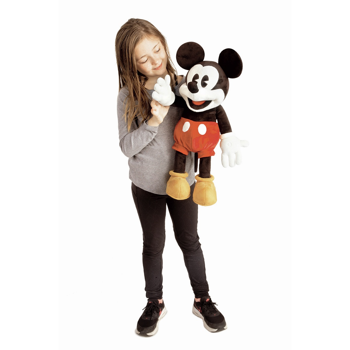 Disney Mickey Mouse Hand Puppet by Folkmanis Puppets