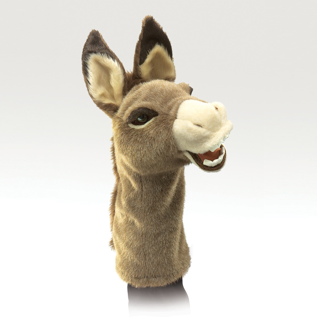 Part P Certificate >> Donkey Stage Puppet by Folkmanis Puppets