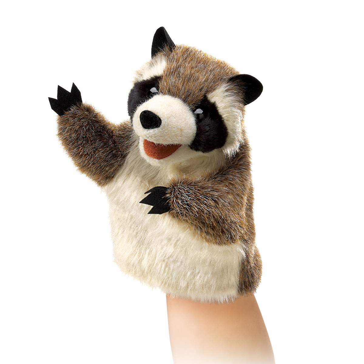 Gifts For 25 Little Raccoon Puppet By Folkmanis Puppets