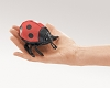 Ladybug Insect Finger Puppet by Folkmanis  Disc