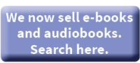 We Now Sell Ebooks and Downloadable Audiobooks