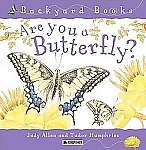 Are You a Butterfly soft cover book