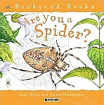 Are You a Spider softcover book