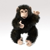 Baby Chimpanzee Puppet by Folkmanis 2877