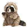 Raccoon Hand Puppet by Folkmanis