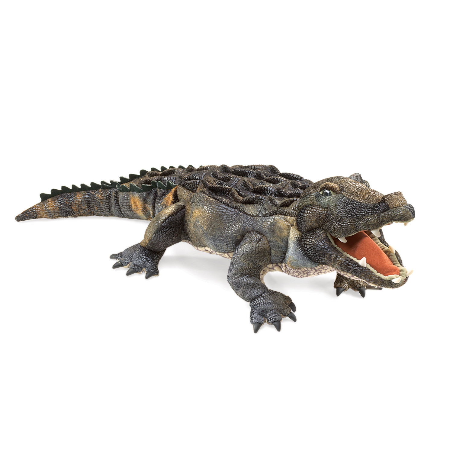 American Alligator Puppet by Folkmanis 2921