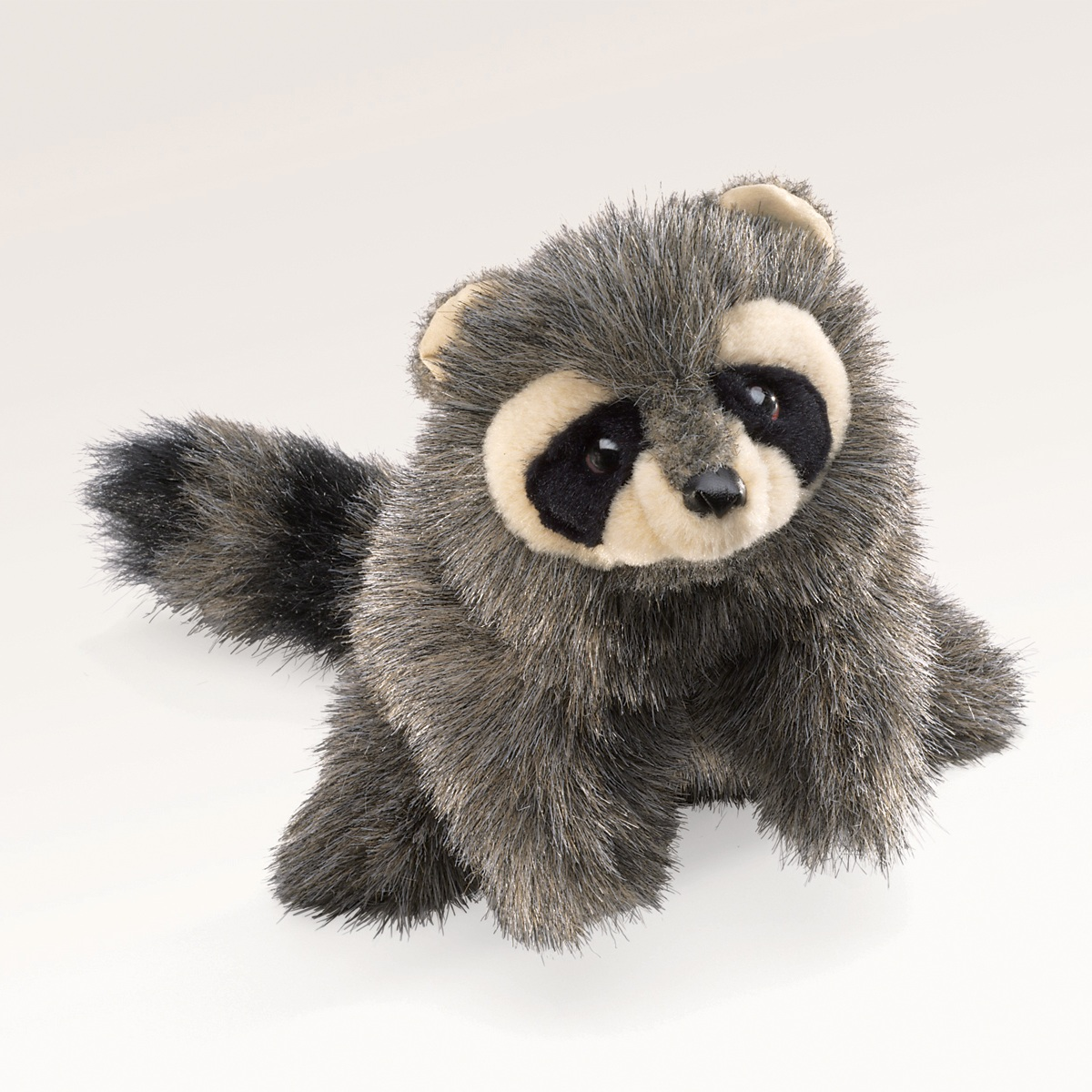 Baby Raccoon Puppet By Folkmanis Inc