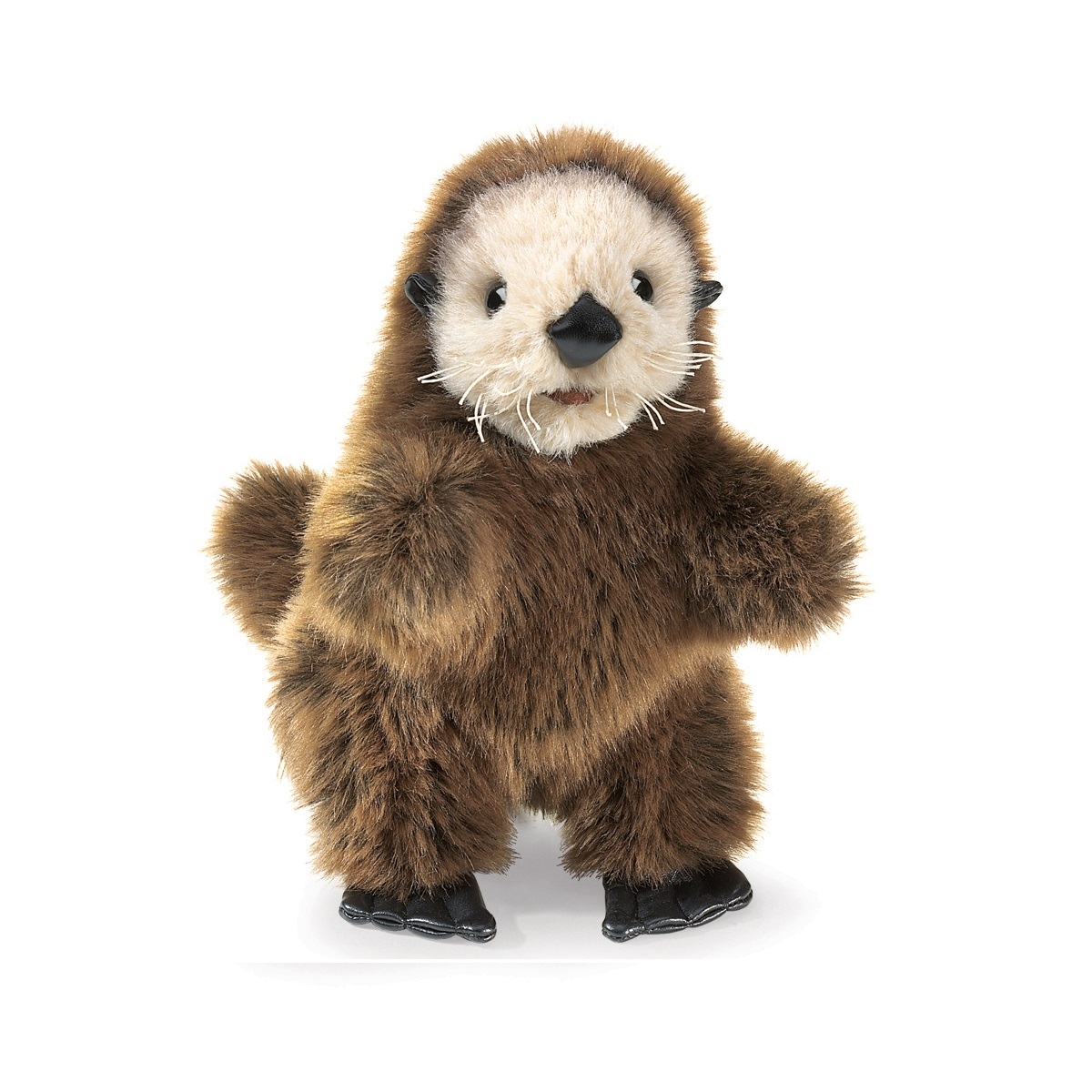 Baby Sea Otter Puppet by Folkmanis 2960