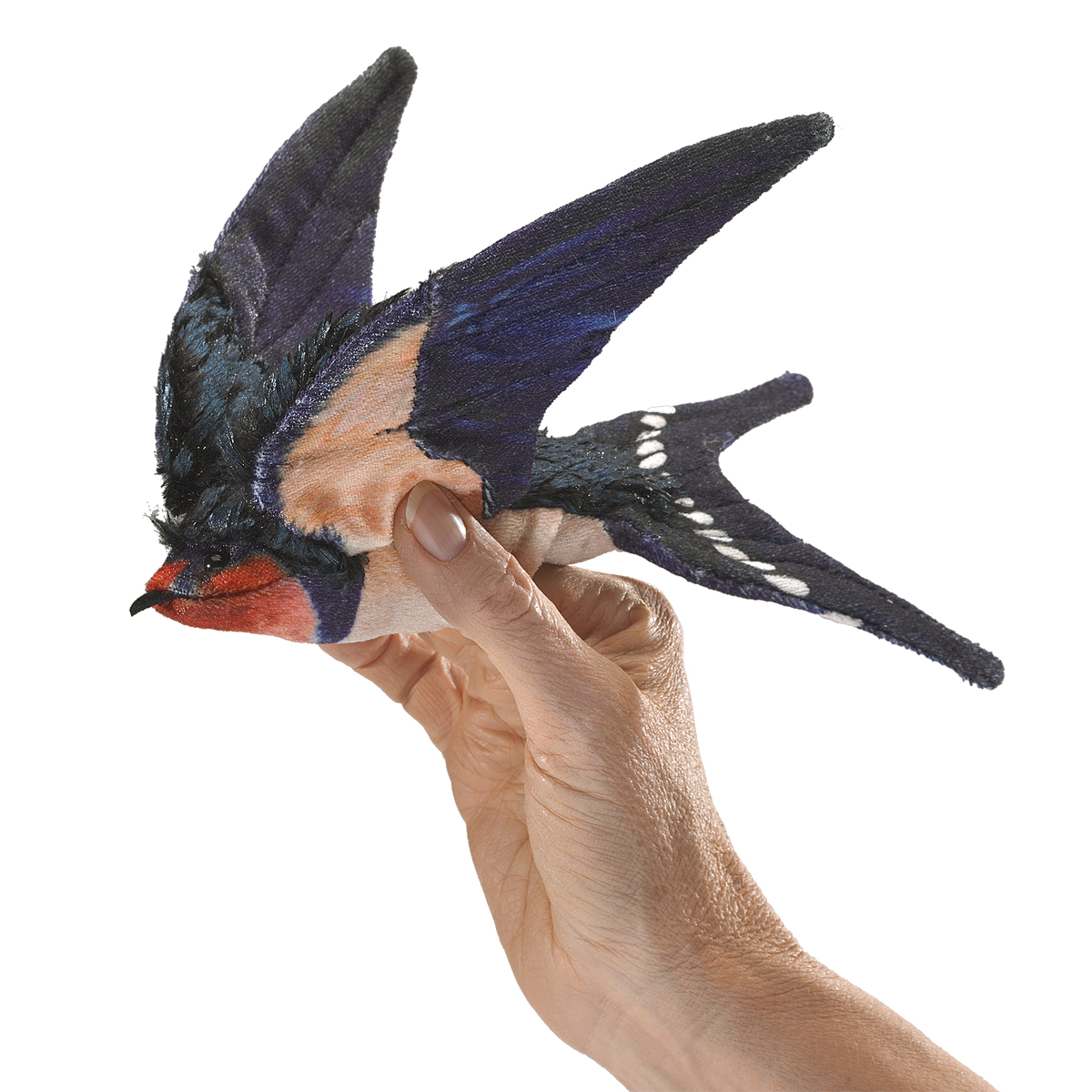 Barn Swallow Bird Puppet by Folkmanis 3140