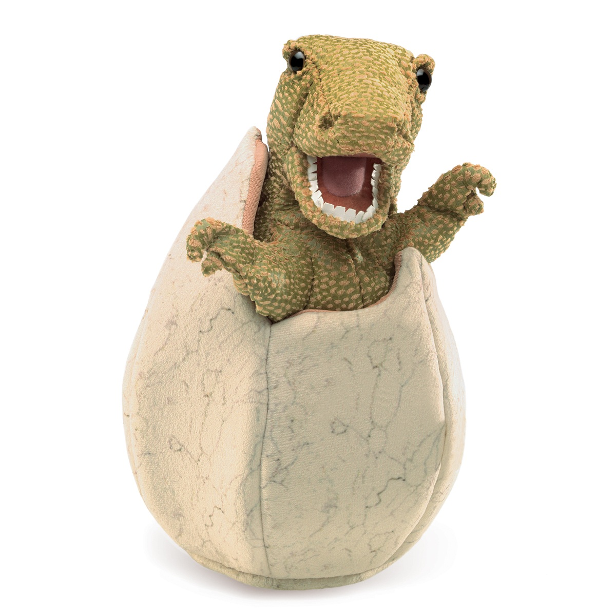 Dinosaur Egg Hand Puppet by Folkmanis Puppets 3131