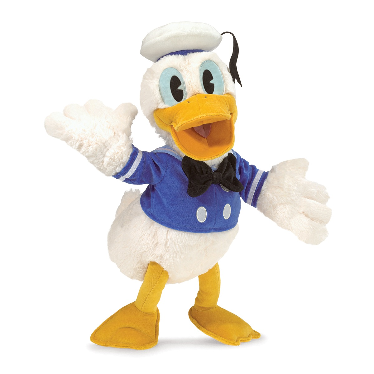 Disney Donald Duck Hand Puppet by Folkmanis 5007