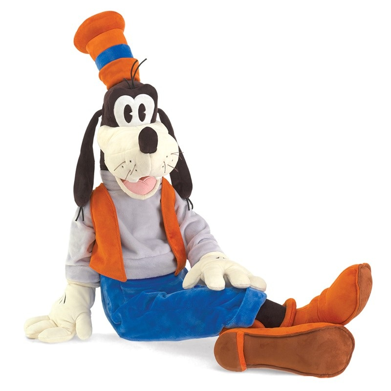 disney goofy hand puppet by folkmanis puppets
