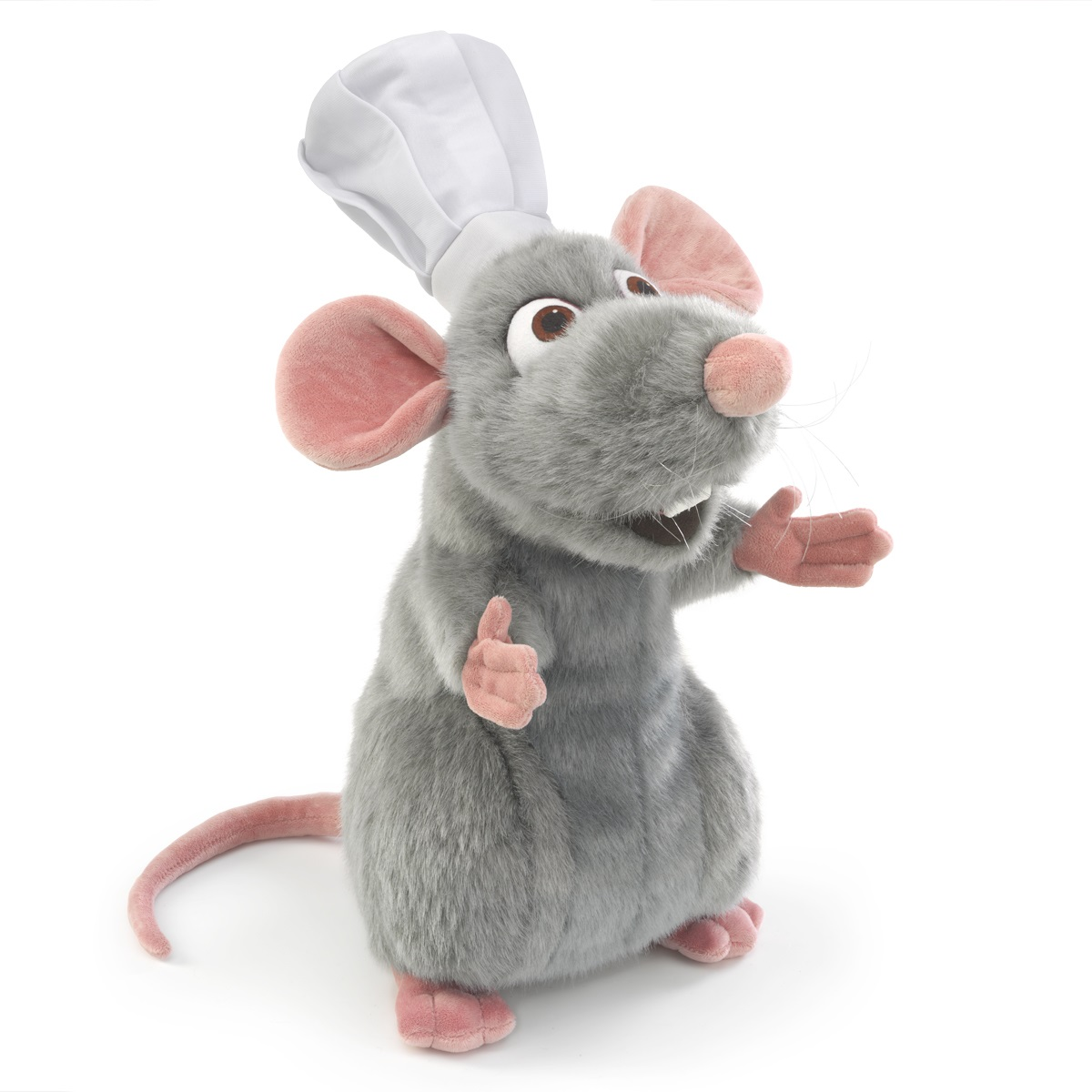 Disney Pixar Remy Mouse Hand Puppet by Folkmanis 5020
