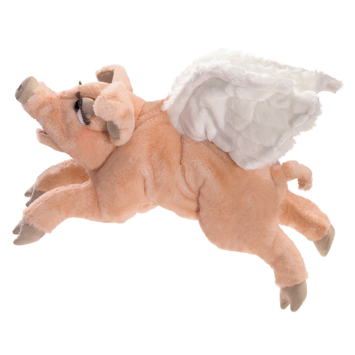 Part P Certificate >> Folkmanis Flying Pig Hand Puppet