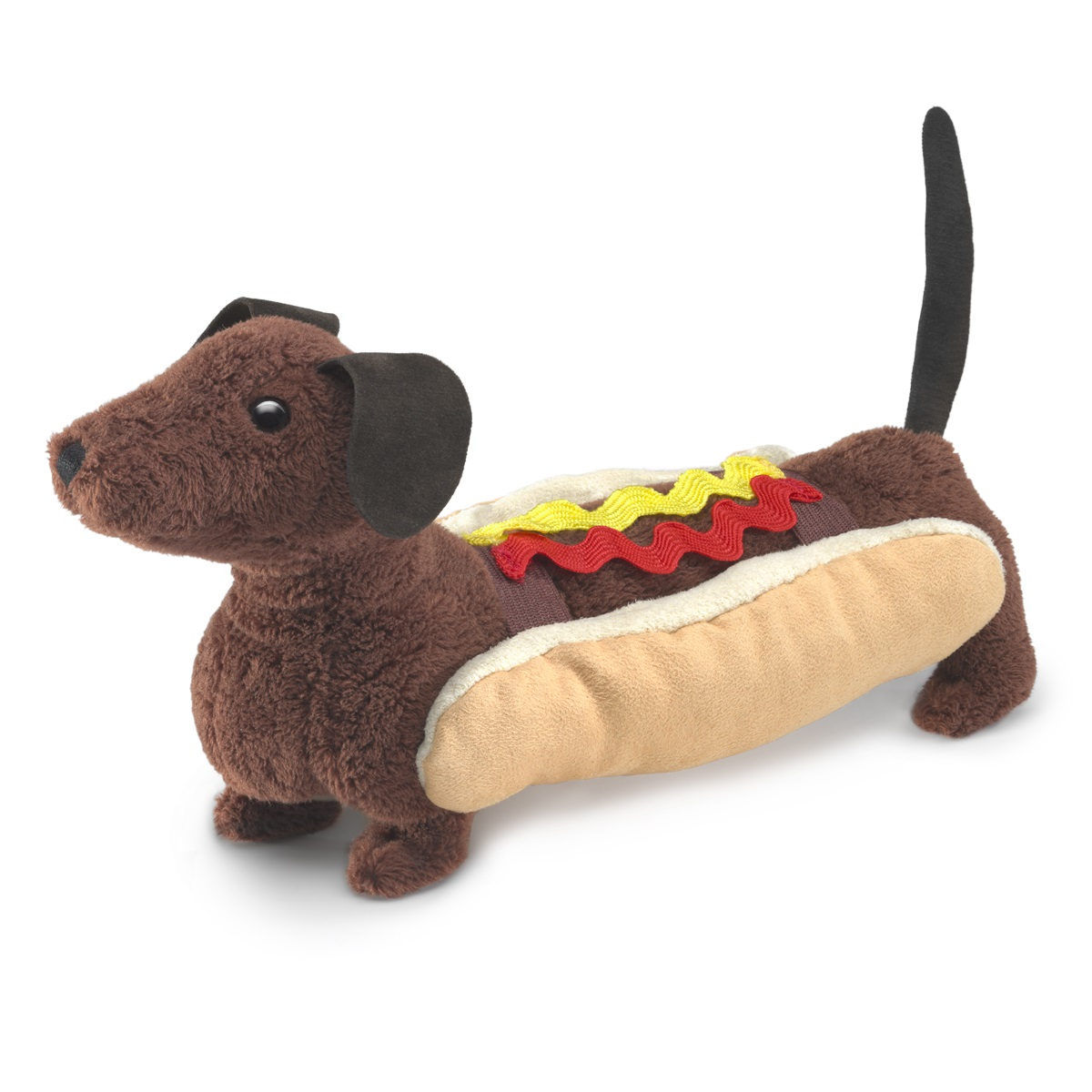 Hotdog Hand Puppet or Hot Dog by Folkmanis 3145