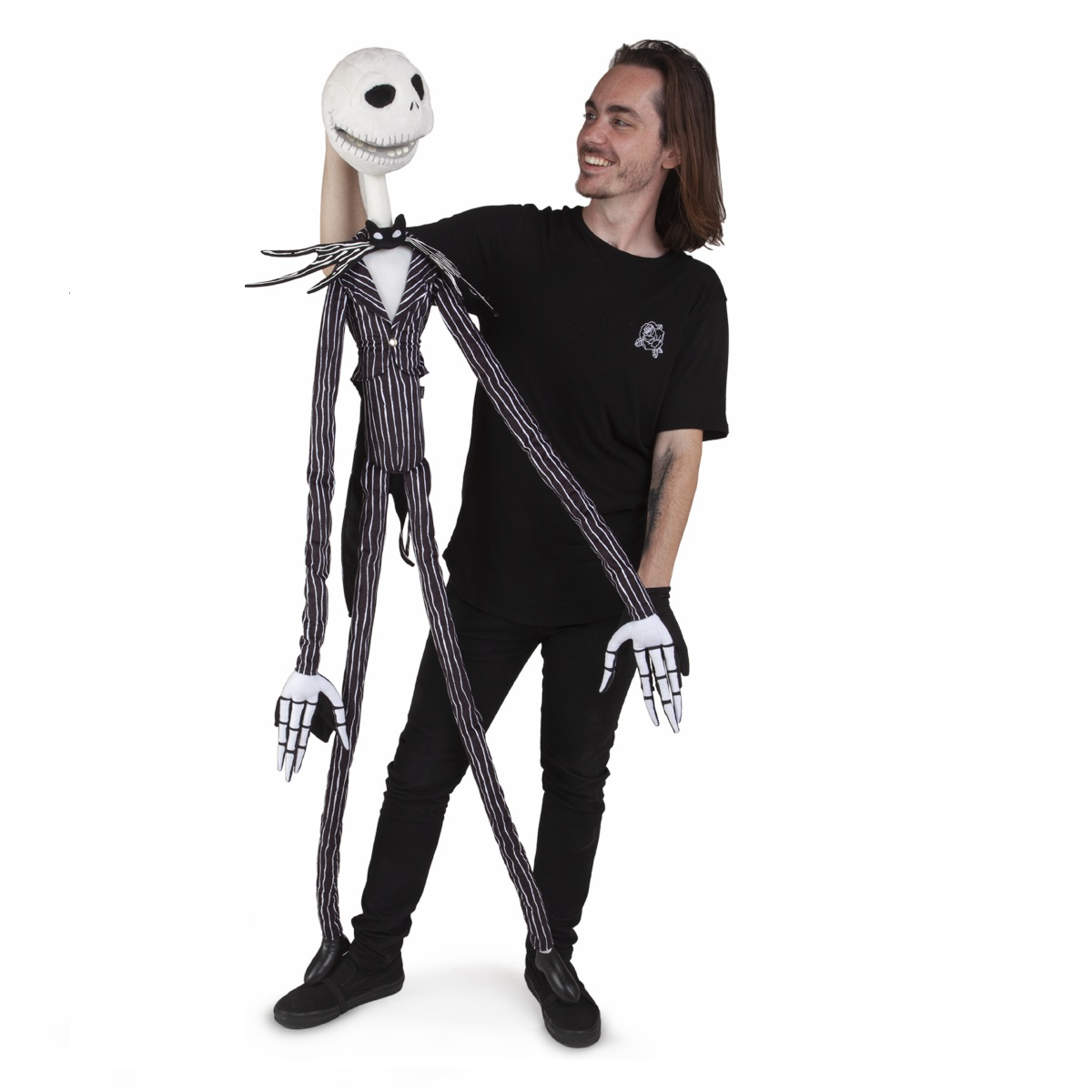 Jack Skellington Puppet by Folkmanis 5014