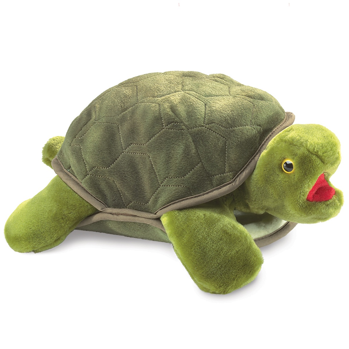 Turtle Hand Puppet by Folkmanis