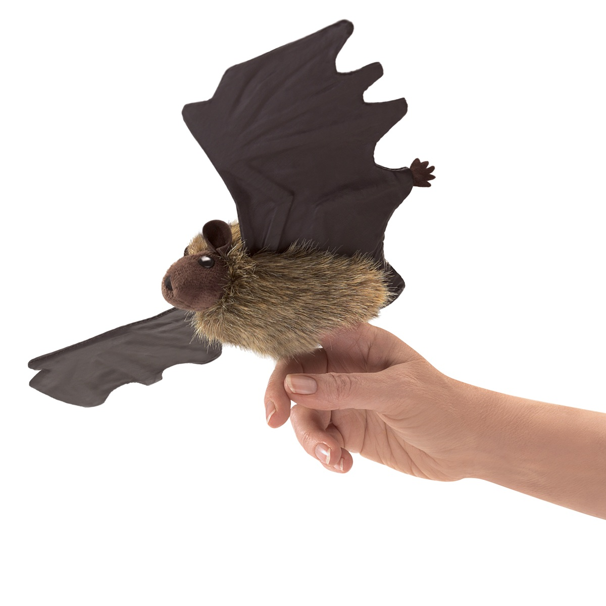 Little Brown Bat Hand Puppet 3127