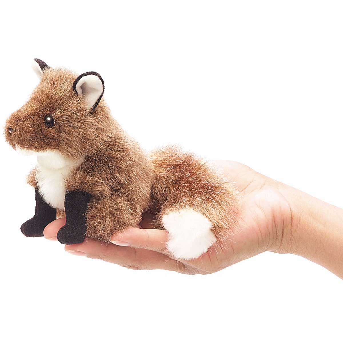 Fox Finger Puppet by Folkmanis