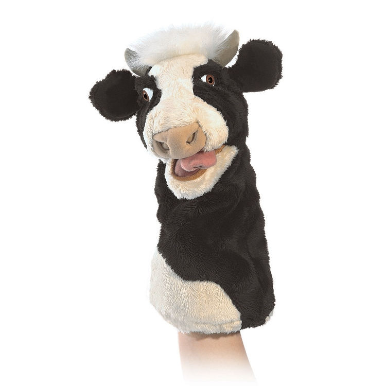 Moo Cow Stage Puppet by Folkmanis Puppets