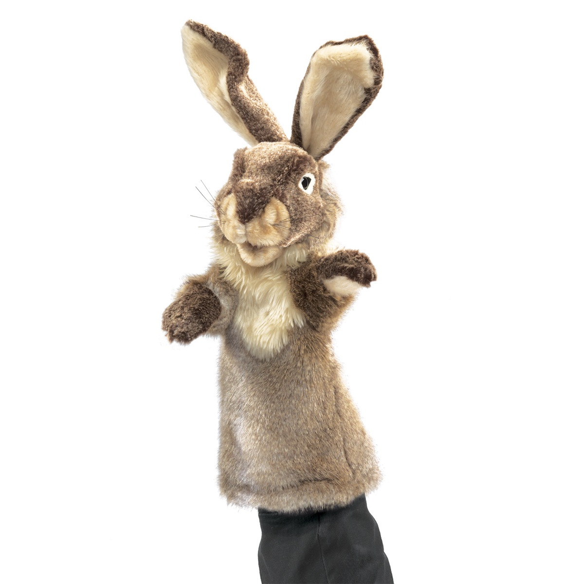 Rabbit Stage puppet by Folkmanis