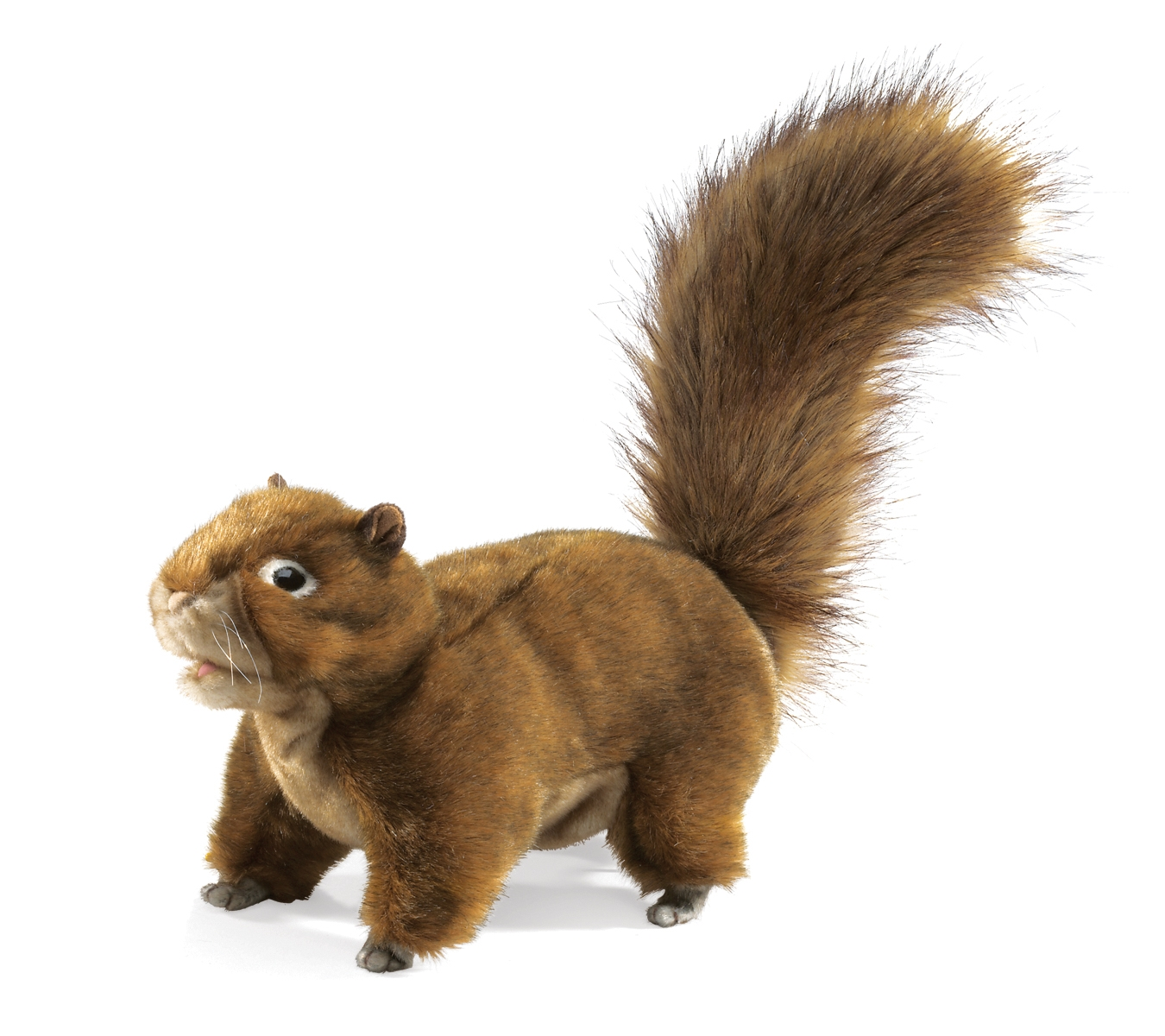 Red Squirrel Puppet by Folkmanis 2880