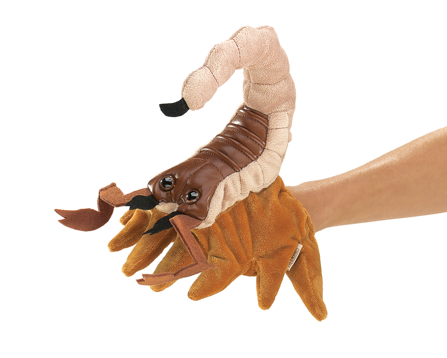 Scorpion Hand Puppet by Folkmanis Puppets