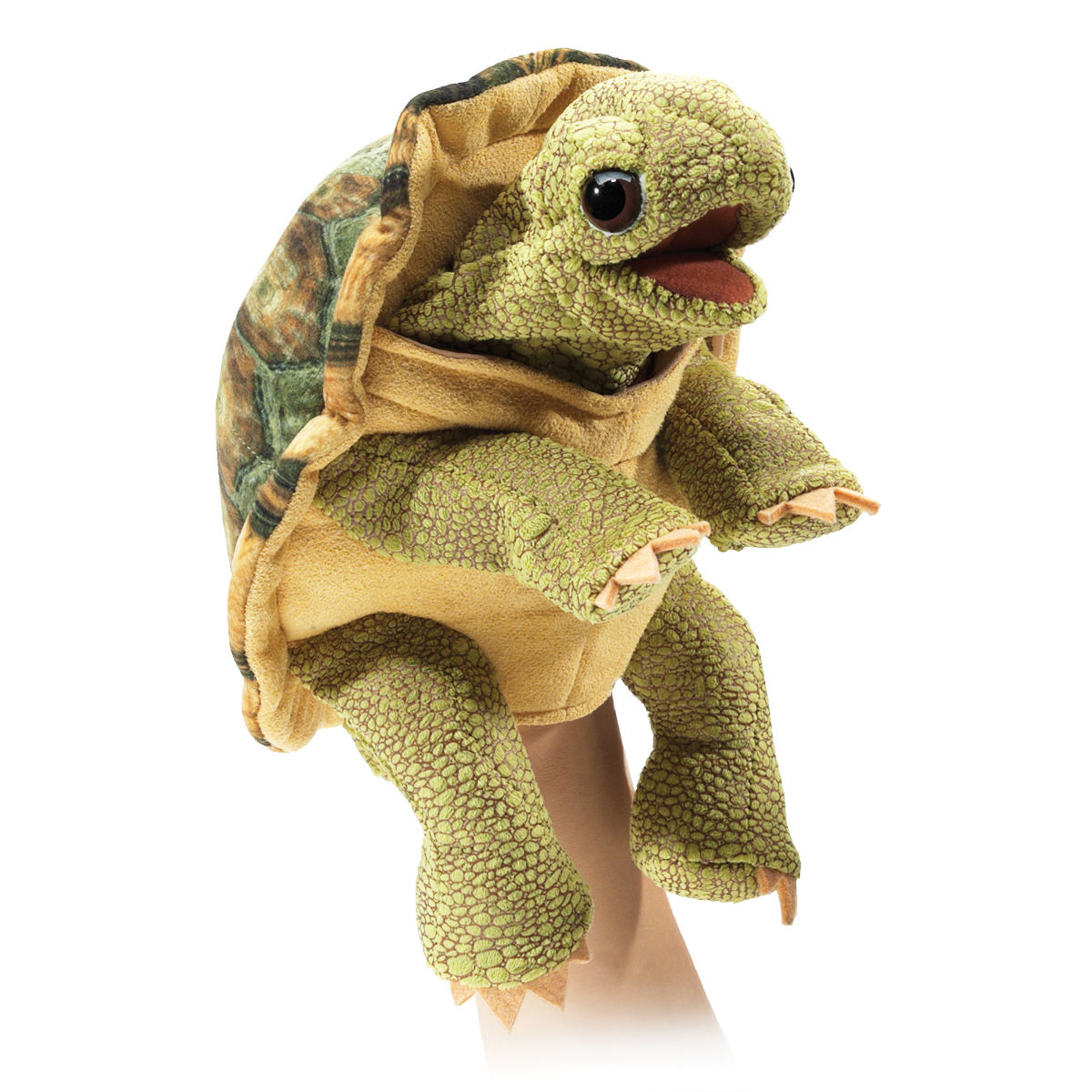 Standing Tortoise Hand Puppet by Folkmanis  3156
