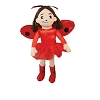 Ladybug Girl Doll by MerryMakers