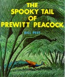 Spooky Tail of Prewitt Peacock book