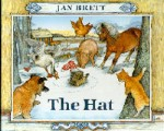 The Hat board book by Jan Brett