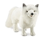 Arctic Fox Hand Puppet by Folkmanis