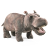 Baby Hippo Hand Puppet by Folkmanis 3165