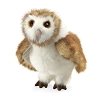 Barn Owl Hand Puppet by Folkmanis Disc.