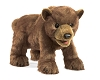 Brown Bear Cub Hand Puppet by Folkmanis