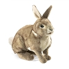 Cottontail Rabbit Hand Puppet 2891