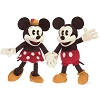 Folkmanis Mickey and Minnie Mouse Puppets