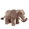 Elephant Hand Puppet & Moveable Trunk by Folkmanis Puppets
