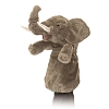 Elephant Stage Puppet by Folkmanis
