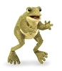 Funny Frog Hand Puppet by Folkmanis 3033
