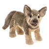 Puppet Stock Update  - German Shepherd Puppet and Bobcat Kitten Puppets
