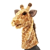 Giraffe Stage Hand Puppet by Folkmanis Puppets Disc.