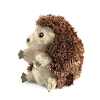 Hedgehog Hand Puppet by Folkmanis Puppets